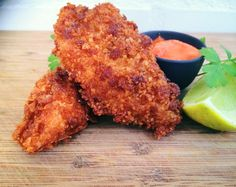 Skønne, sprøde Nuggets | Kreamors Køkken