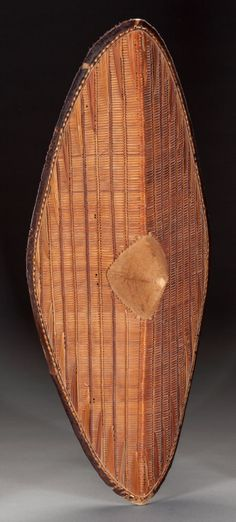 Soga or Ganda, (Lake Victoria, Uganda). Shield. Mid-20th | Lot #71313 | Heritage Auctions