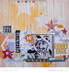 funny_face.JPG (700×750) Studio Calico Pollard Ave     look at the masked stars