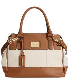 Tignanello Handbag Social Leather Satchel Satchels Handbags Accessories Macy S