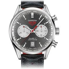 TAG Heuer TAG Heuer CARRERA CALIBRE 17 Automatic Chronograph / 41 mm