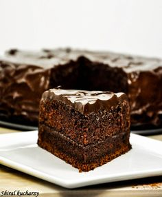Gingerbread Cake, Breakfast Menu, Food Porn, Food And Drink, Pasta, Sweets, Chocolate, Cooking, Recipes