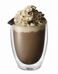 Seattle's Best Coffee Chocolate Mocha Latte