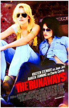 The Runaways Film Dakota Fanning Movie Poster 11x17