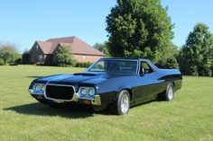 1972 Ford Ranchero 500, fully customized in 2005, 351 Cleveland for sale in Versailles, Kentucky, United States