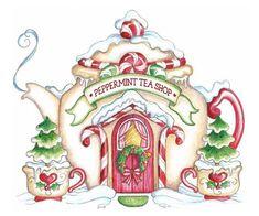 Peppermint Tea Shop
