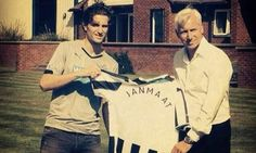 Daryl Janmaat (NED) - From Feyenoord Rotterdam (NED) to Newcastle United (ENG) - 2014 -  5 million pounds
