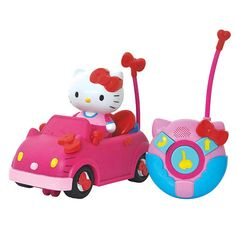 "Hello Kitty Remote Control Vehicle - Jada Toys - Toys ""R"" Us $24.99"