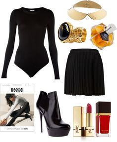 """Untitled #227"" by chicandglamorous ❤ liked on Polyvore"