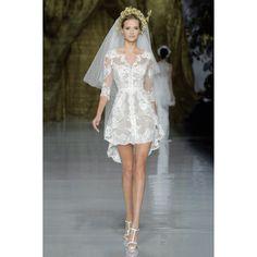 Hochzeitskleid Mini