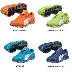 Men's Puma Super Cell Fusion Ice LE Golf Shoes Puma. $149.00