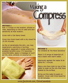 Young Living Essential Oils: Compress http://youngliving.org/koreen77
