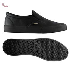 Mocassin - 2311-soft Fglu - Total Black - 45 - Chaussures superga (*Partner-Link)