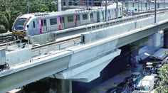 Work begins on Metro depot in Greater Noida - The Times of India