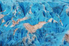 The Svartissen Glacier