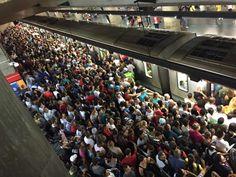 Casos de abuso sexual no metrô e na CPTM crescem 62% no 1º trimestre