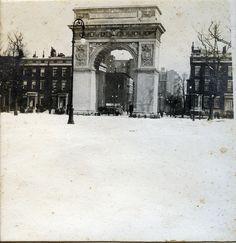 Washington Arch 1912