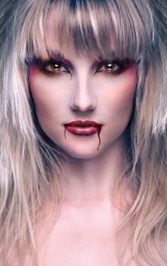Easy Halloween Costume Party Makeup Ideas for Women-Slide 3