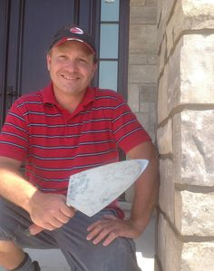 Chris Brown is co-founder of Stone Masonry providing exceptional custom stone artistry. Stone Masonry, Co Founder, Chris Brown, The Twenties, Polo Ralph Lauren, Mens Tops