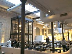 Spoon and Stable, Minneapolis. Chef Gavin Kaysen leaves Cafe Boulard in NYC, returning home to Mnpls. to open a fab new dining spot.