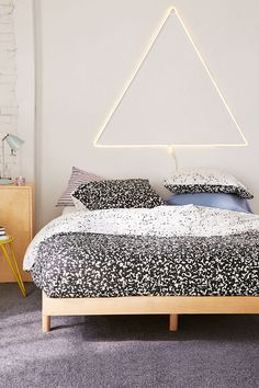 New Home + Apartment Essentials Duvet Covers Urban Outfitters, Urban Outfitters Home, Bed Sets, Uo Home, Apartment Essentials, Beds For Sale, Teen Girl Bedrooms, Luxury Bedding, Modern Bedding