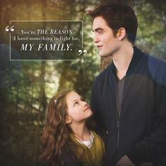Happy Father's Day to Edward Cullen and all the amazing fathers out there. Twilight Quotes, Twilight Series, Twilight Renesmee, Edward Bella, Edward Cullen, Breaking Dawn Part 2, Romance Movies, Love At First Sight, Happy Fathers Day