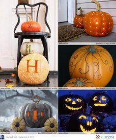 Decorative Pumpkin Ideas