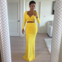 2 Piece Prom Gown,Two Piece Prom Dresses,Evening Pieces Party Dresses,Yellow Evening Gowns,Formal Dress For Teens Sexy Formal Dresses, Prom Dresses Two Piece, Two Piece Dress, Cheap Prom Dresses, Party Dresses, Wedding Dresses, Bridesmaid Dresses, Mermaid Gown Prom, Mellow Yellow