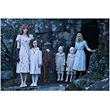 #USAshopping #3: Miss Peregrine's Home for Peculiar Children (2016) 8 inch by 10 inch PHOTOGRAPH Ella Purnell & Cast at Mouth of Cave kn