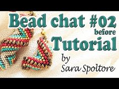 Tutorial Cellini spiral - How to make bracelet necklace with Cellini spiral - Beading tutorial - YouTube