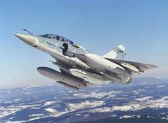 Mirage 2000 Multirole Combat Fighter - Airforce Technology