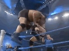 The time Brock Lesnar suplexed Big Show off the top rope and broke the ring. Japanese Wrestling, Sport Man, Brock Lesnar, Wcw, Wwe, Mma Boxing, Dolph Ziggler, Fight Night, Wwf