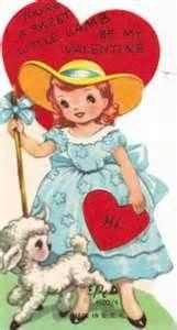 #vintage #valentine #card