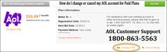 +1-800-863-5563 How do I change or cancel my #AOL account for #Paid #Plans? If they face some error while following the process then they can have assistance through #AOLCustomerCareNumber +1-800-863-5563 where our technicians will resolve their issues within a short span of time. #AOLCustomerService +1-800-863-5563 #AOLCustomerCare #AOLCustomerServiceNumber #AOLTechSupport #AOLCustomerCareNumber 1800-863-5563 #AOLCustomerSupport #AOLEmailSupport #AOLSupport #AOLSupportPhoneNumber