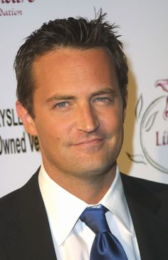 Matthew Perry - amazing actor whether it's comedy or drama.