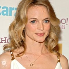 SeasonalColorAnalysis: clear spring celebrities  Heather Graham