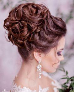 Elstie Long Wedding Hairstyles and Wedding Updos 9 | Deer Pearl Flowers