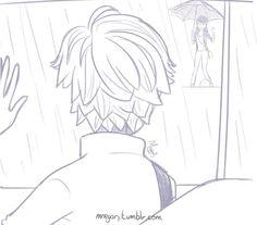 Umbrella scene :: Credit: Mnegan :: Part 15