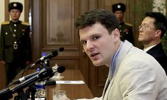 North Korea Sentences U.S. College Student Otto Warmbier To 15 Years Hard Labor