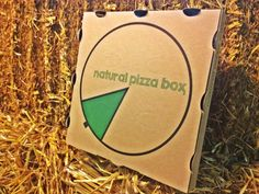 natural pizza box