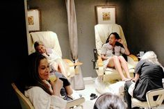 Beyonce, Solange, Tina Knowles 2014