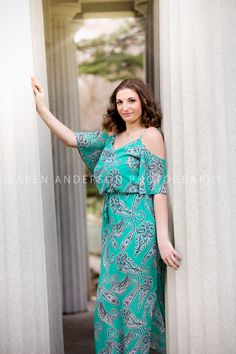 Check out Emily's senior photo from Karen Anderson Photography!