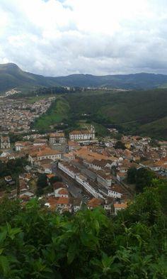 Mirante De Ouro Preto