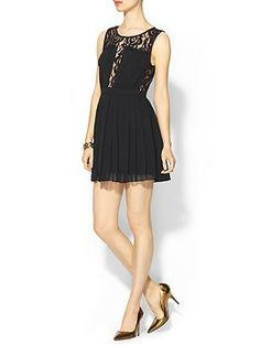 BCBGeneration Pleat Release Dress | Piperlime
