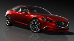 2015 Mazda 6 - release date