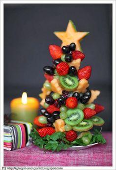 Christmas tree fruits