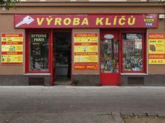 Ferretería en Praga