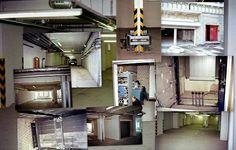 Umbau: Parketagen mit Pkw-Aufzug