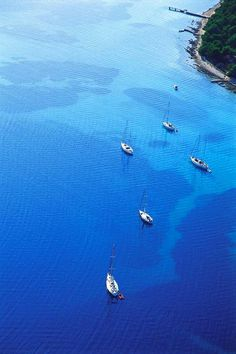 [this time last year] jumping into the crystal clear Croatian Adriatic might be one of my favorite moments of 2012.