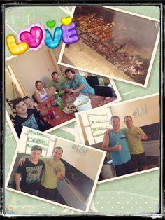 #Domingo en #Familia ♥ #love ♥ Esto #gracias a #dios y los #negociosonline
